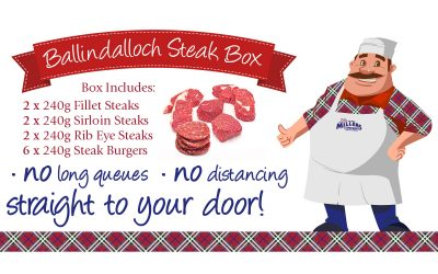 NEW Selection Box – Ballindalloch